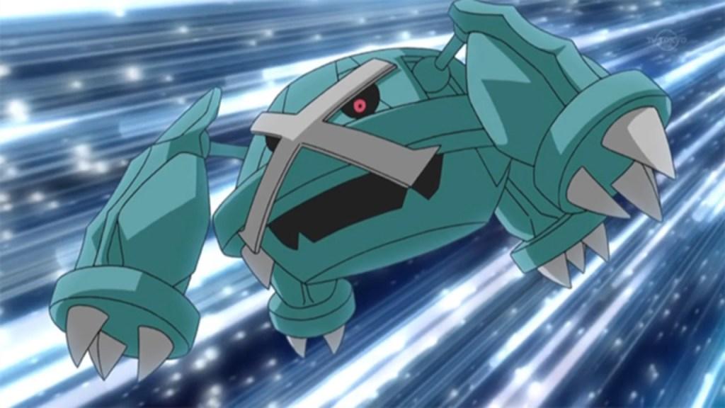 Metagross-Anime
