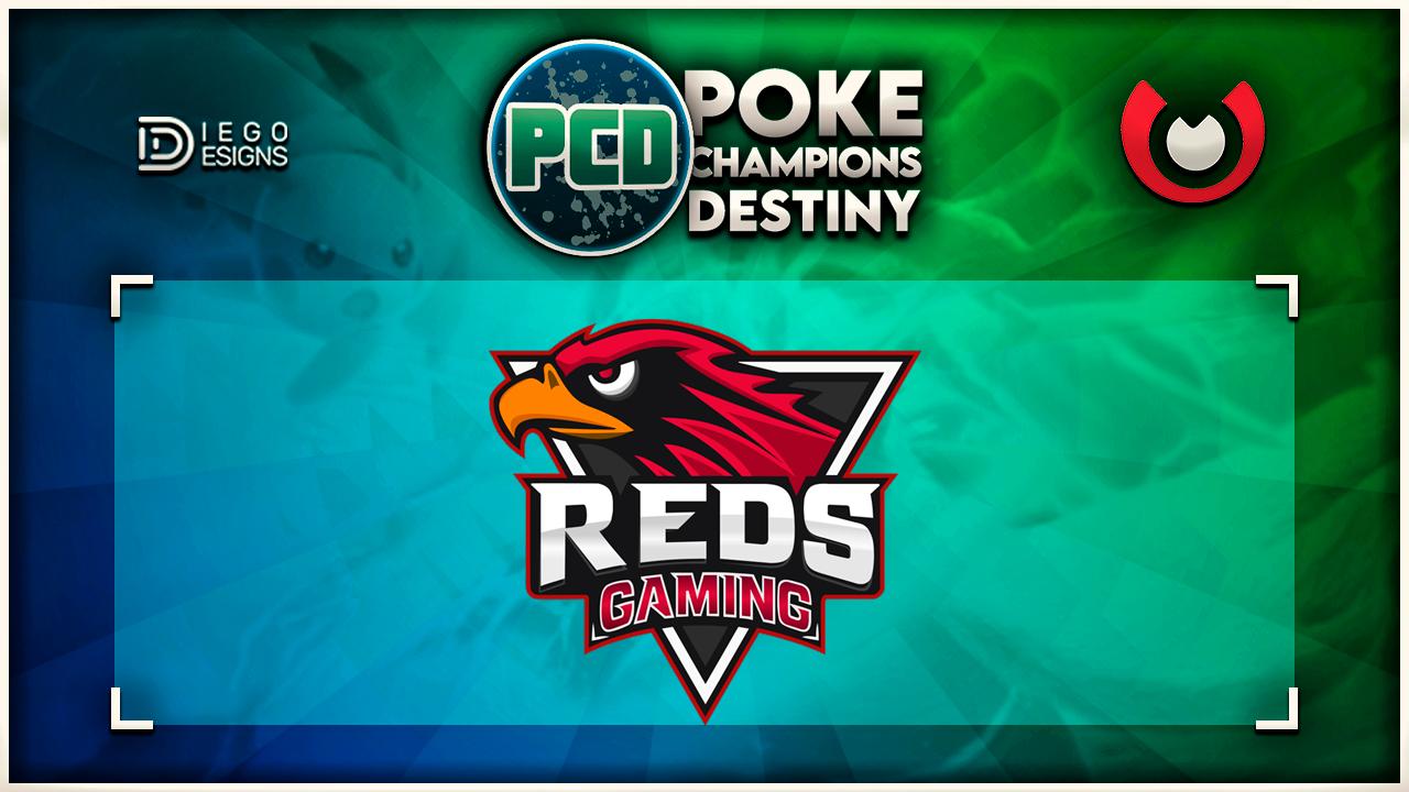 Presentación Reds Gaming