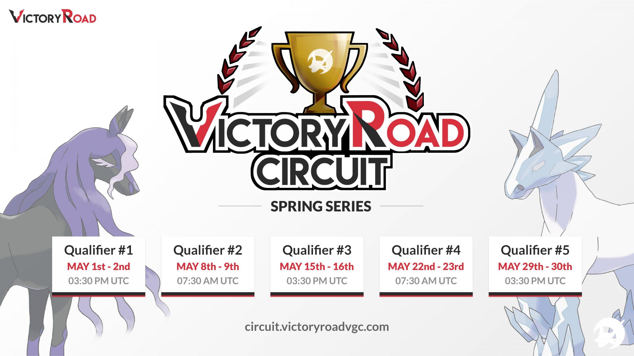 Victory Road Circuit Spring Series Clasificatorios