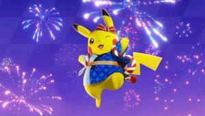 Pikachu Matsuri.